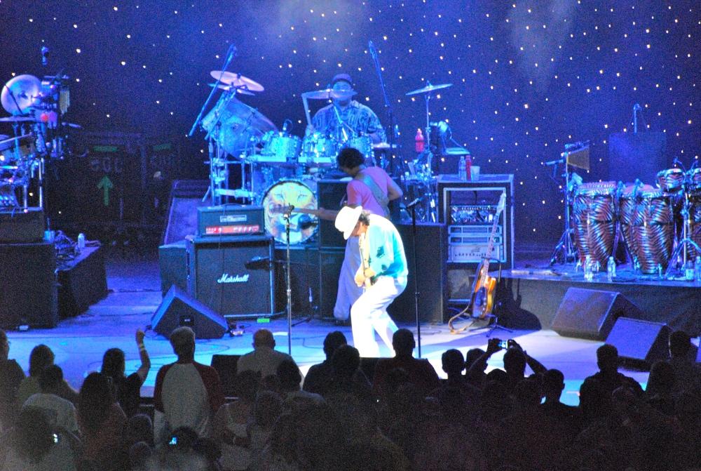 Allman Brothers and Santana at SPAC - 7/27/12 (4/5)