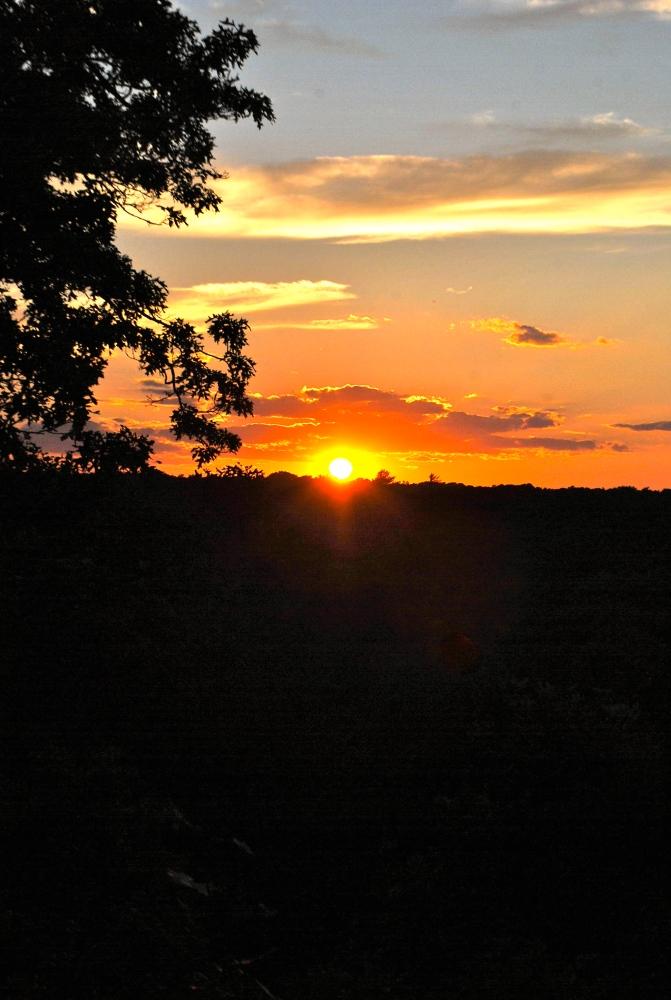 Vineyard Haven Sunsets (4/6)