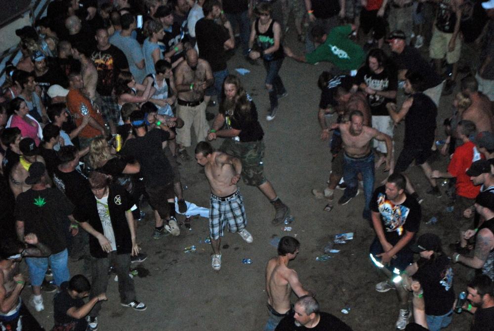 Mayhem?  Yes.  Music?  I'm not sure. (2/2)