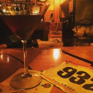Traditional post-Last Run Manhattan