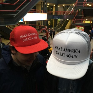 Made in China - worn with total irony
