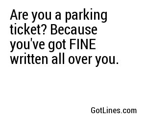 are_you_a_parking_ticket_because_youve